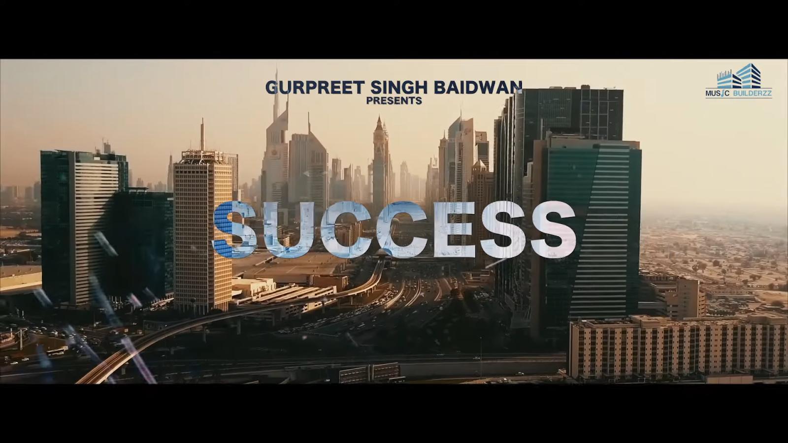 Success Song Lyrics - Zaildar | New Punjabi Song 2019 | Filmsbit