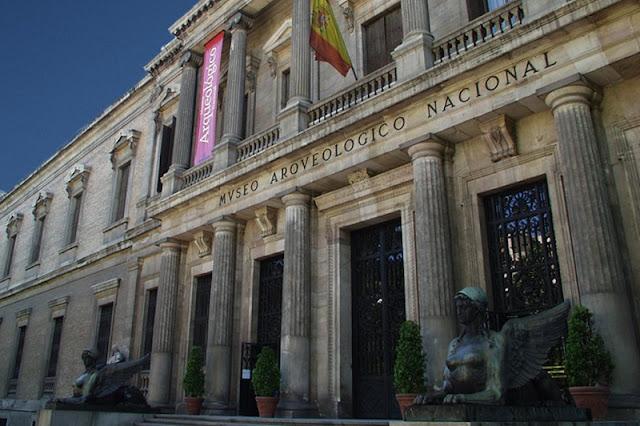 Museu Arqueológico Nacional em Madri