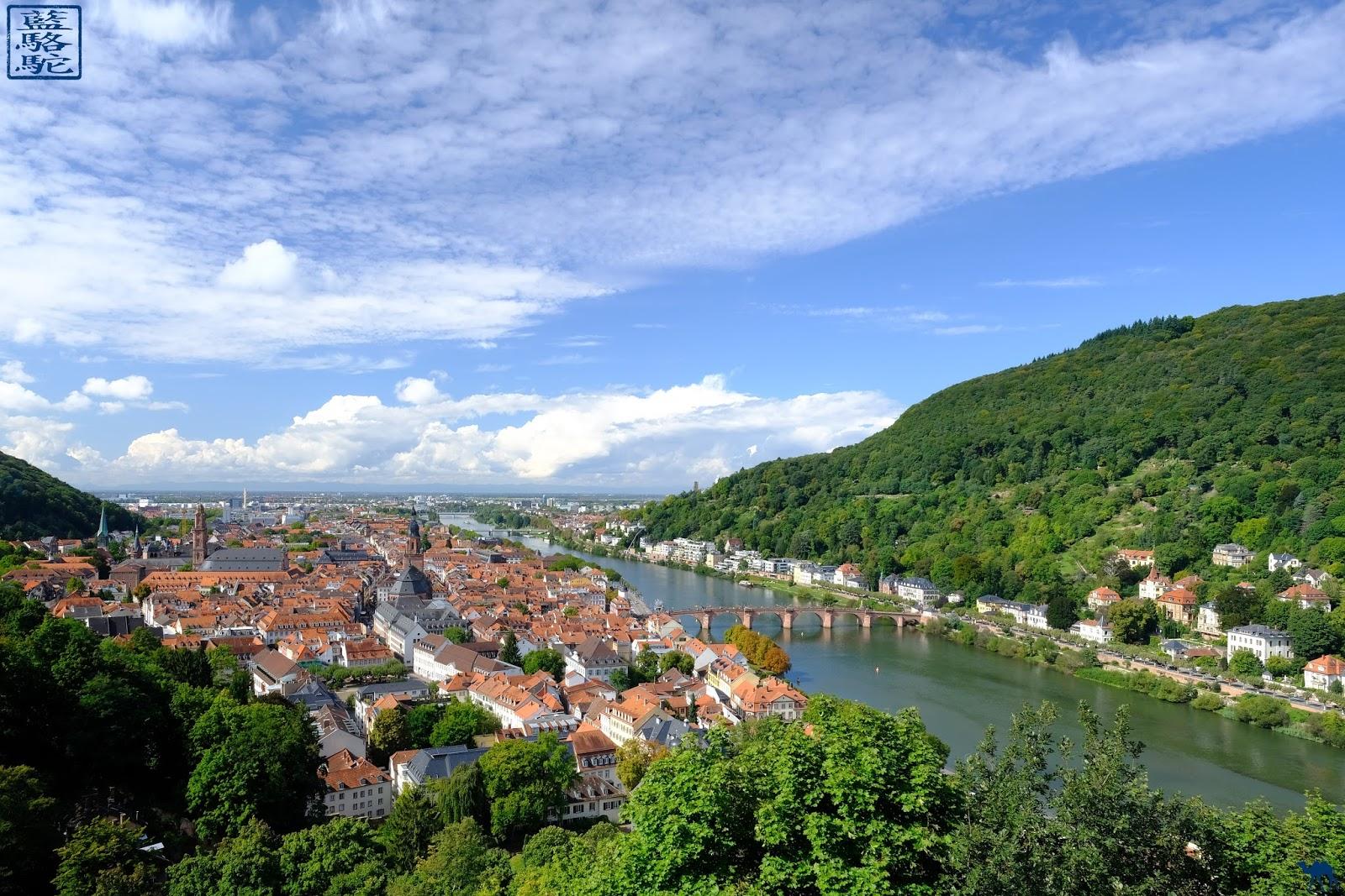 Le Chameau Bleu - Blog Voyage Heildeberg Allemagne -  Heidelberg - Germany