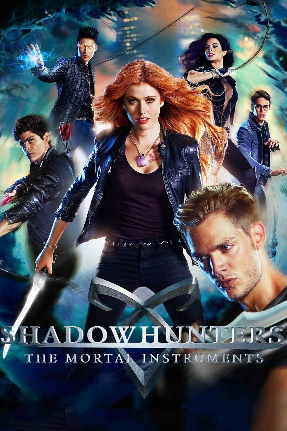 shadow hunters jace and clary meet
