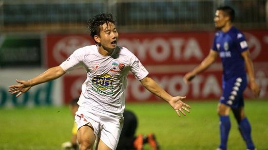 Trần Minh Vương – cầu thủ trẻ đến từ HAGL