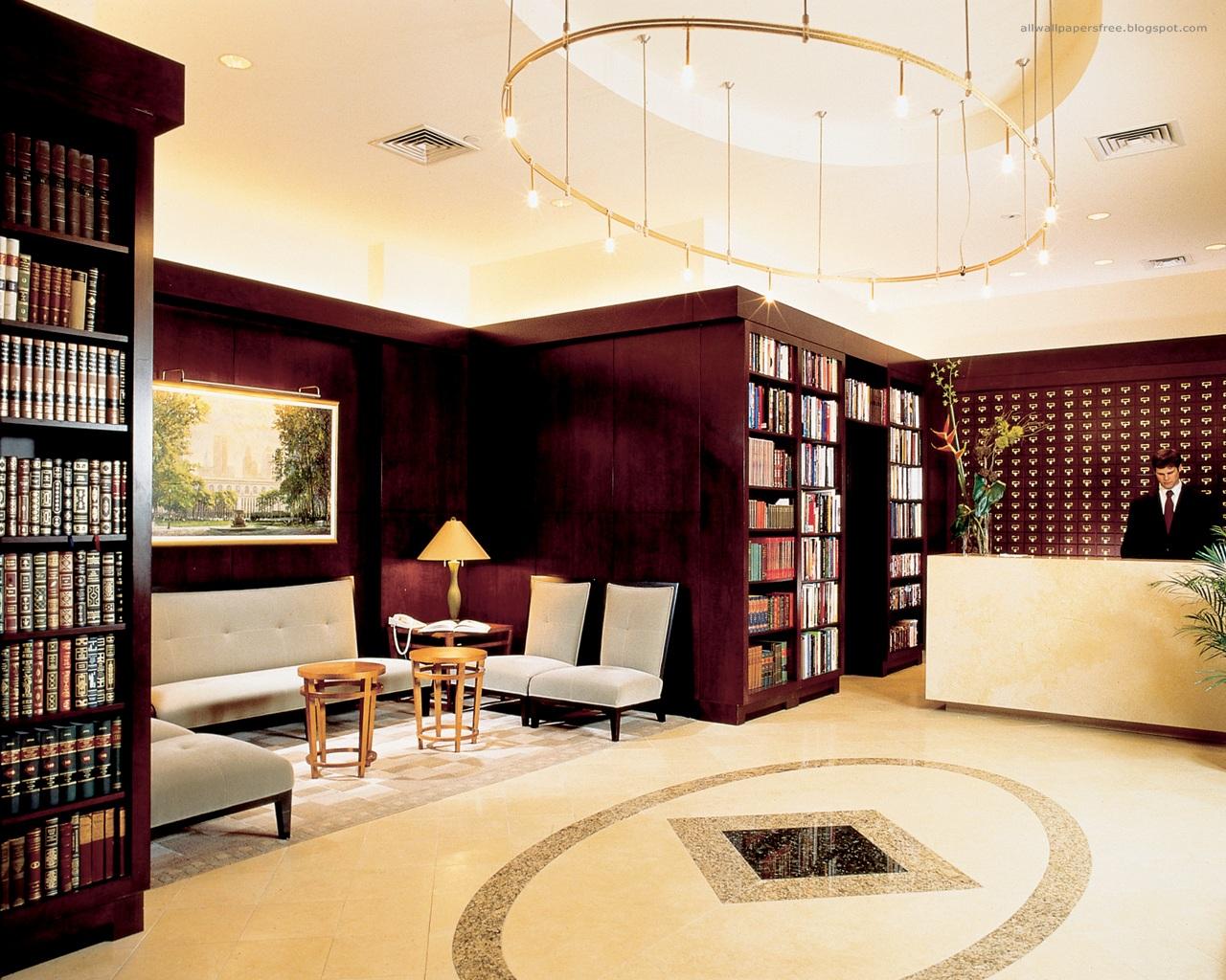 Modern Interior Designs For Hotels