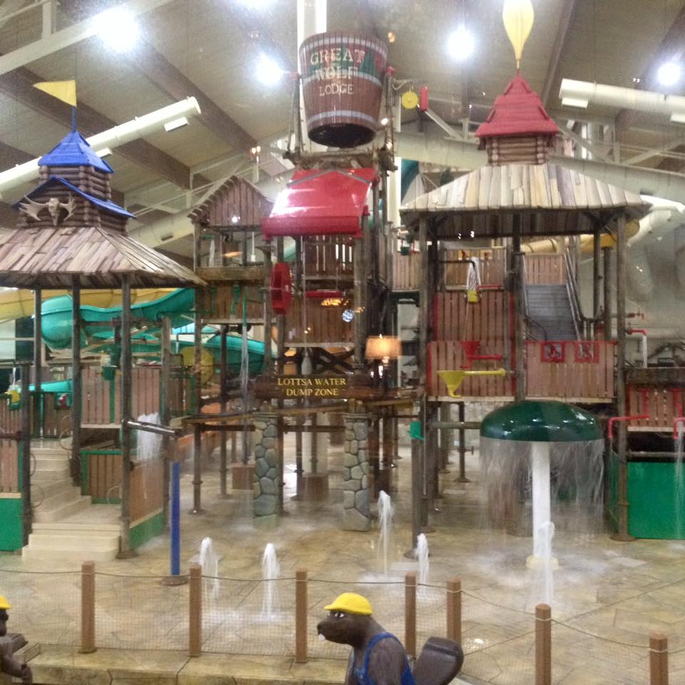 Been to Great Wolf Lodge?