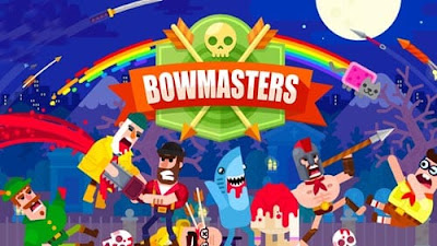 for Android Hack Unlimited Money Terbaru  Bowmasters MOD APK v2.12.2 for Android Hack Unlimited Money Terbaru 2018 Gratis