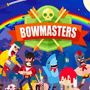 Bowmasters MOD APK v2.12.2 for Android Hack Unlimited Money Terbaru 2018 Gratis