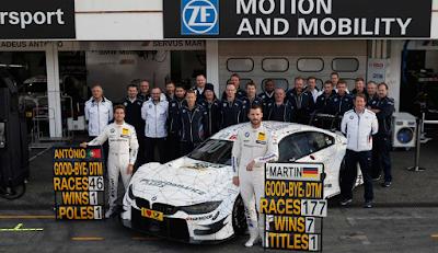 Η BMW αναδιοργανώνει τις δραστηριότητες των ομάδων μηχανοκίνητου αθλητισμού