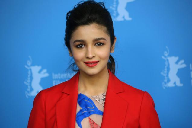 Alia Bhatt Biography Image