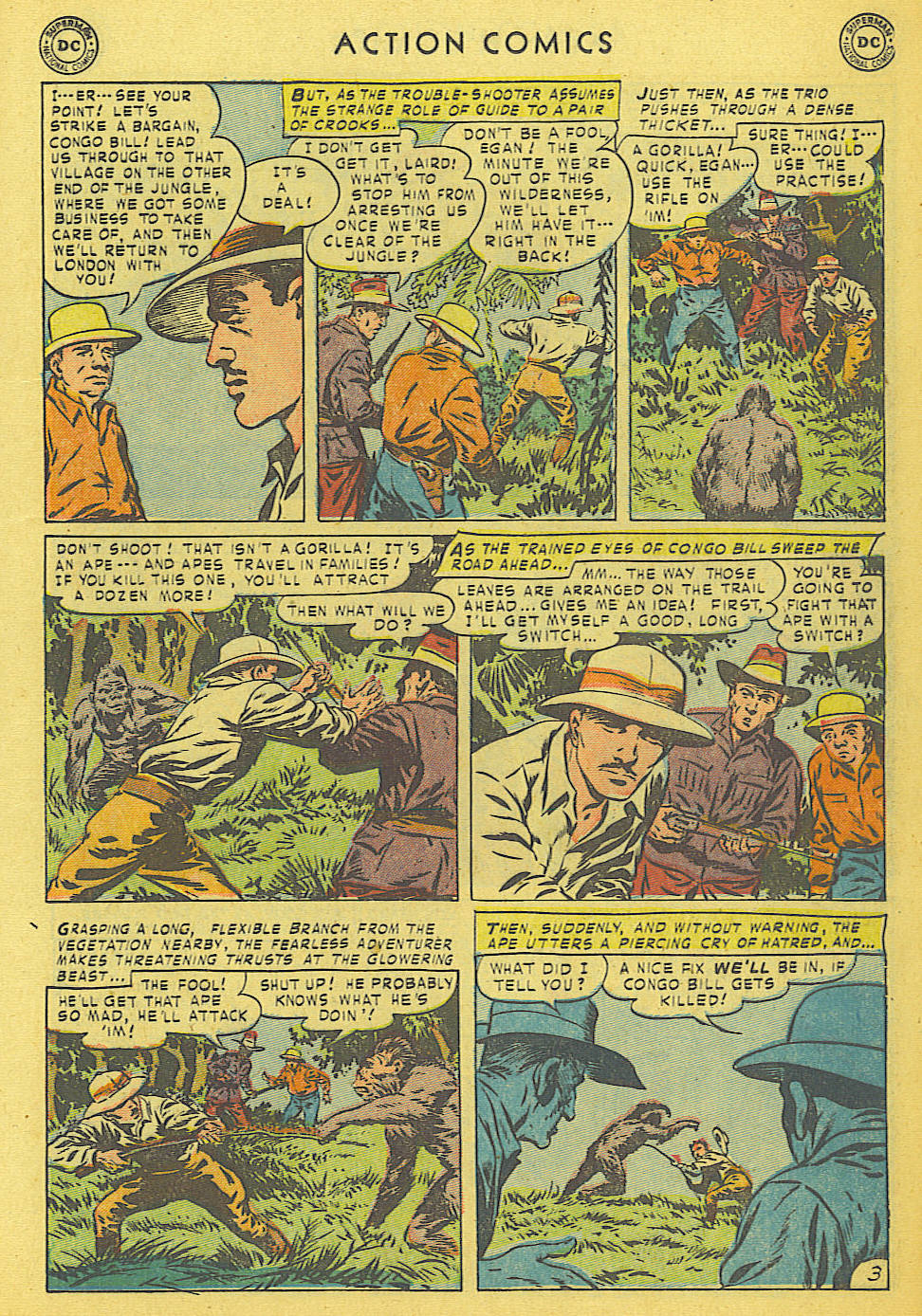 Read online Action Comics (1938) comic -  Issue #175 - 19