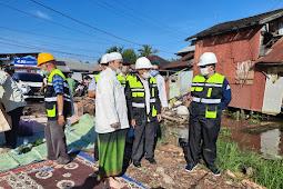 Ibnu Sina Gelar Doa Bersama Pekerjaan Pertama Pembangunan Jembatan Grilya Banjarmasin