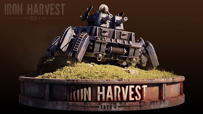 Iron Harvest 薩克森帝國 機甲