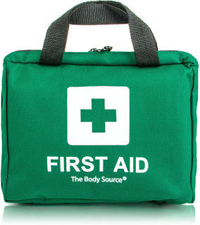 emergency item : Premium First Aid Kit from The Body Source, 90 Piece £12.74