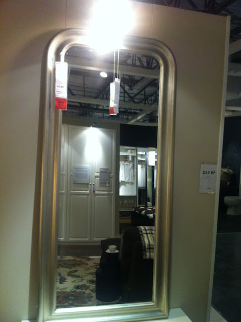 design dump big mirrors at ikea. Black Bedroom Furniture Sets. Home Design Ideas