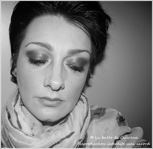 Baked Eyeshadows, blog beauté, makeup elf