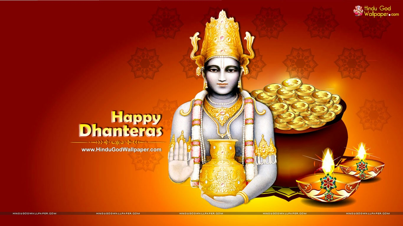 Happy Diwali And Dhanteras Wallpapers: Top 5 Happy Dhanteras Wallpapers Free Download