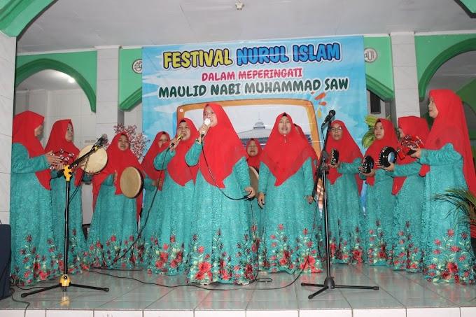 Festival Nurul Islam Meriahkan Program Sejuta Maulid