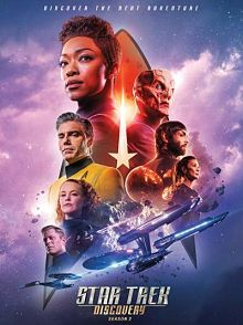 Sinopsis pemain genre Serial Star Trek Discovery Season 2 (2019)