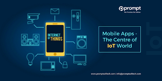 How is Advanced App Development Revolutionizing the IoT World?