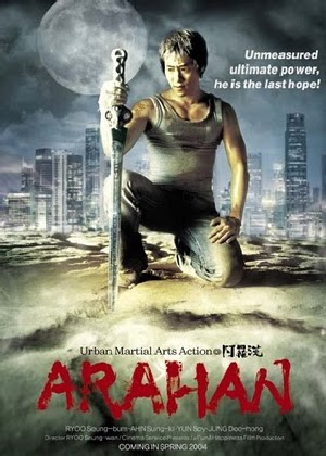Kiếm Rồng | Arahan (2004)