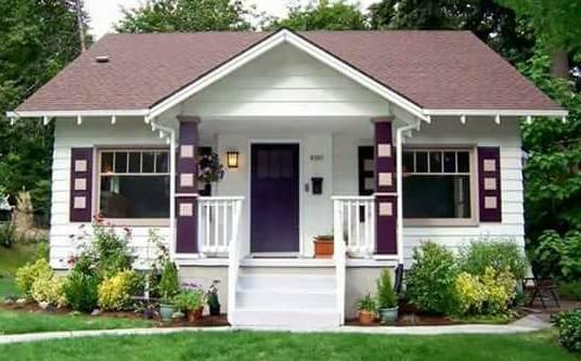 membuat rumah kayu yang indah