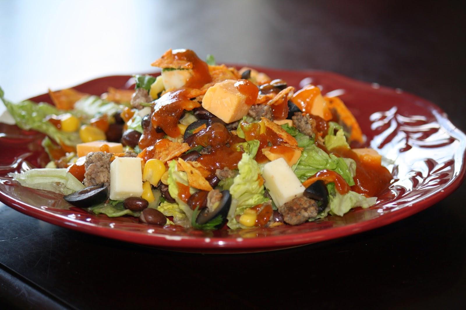 Taco Salad Recipe Dorothy Lynch