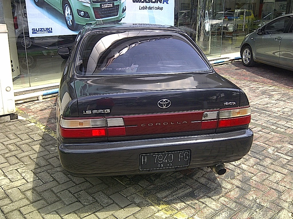 great corolla gray 94