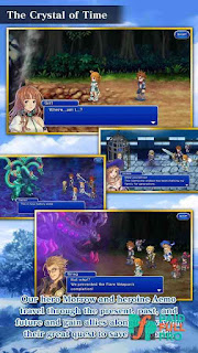 FINAL FANTASY DIMENSIONS II latest game apk download