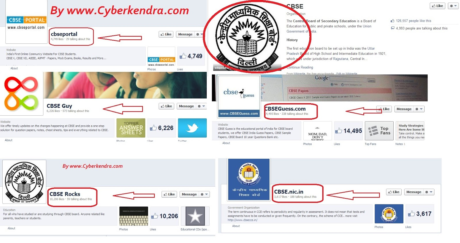 Aware of CBSE fake accounts - Cyber Kendra - Hacking News And Tech