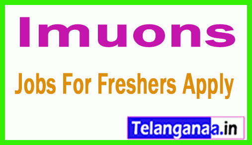 Imuons Recruitment Jobs For Freshers Apply