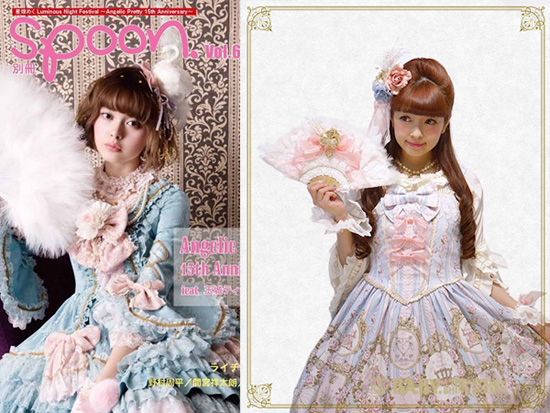 Blackberry Milk: Marie Antoinette Lolita – style inspiration and ...