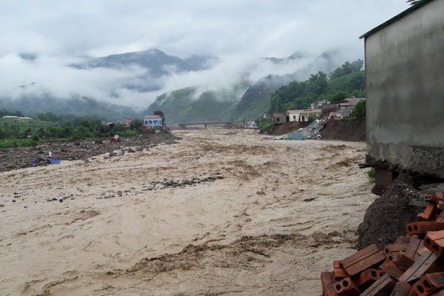 Banjir Bandang Hantam Vietnam, 19 Orang Tewas dan 13 Dilaporkan Hilang