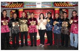 Singgasana Hotels & Resorts Perayaan Tahun Baru Cina , February, 27 2014