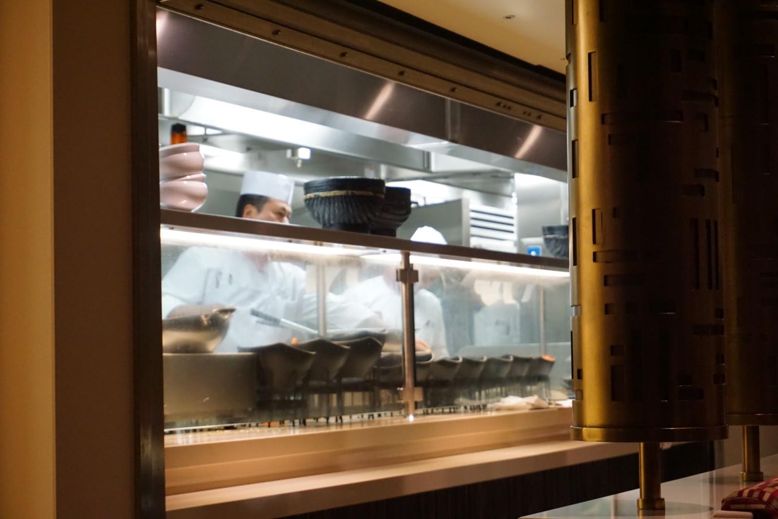 i run for wine: ji ji asian kitchen on carnival vista