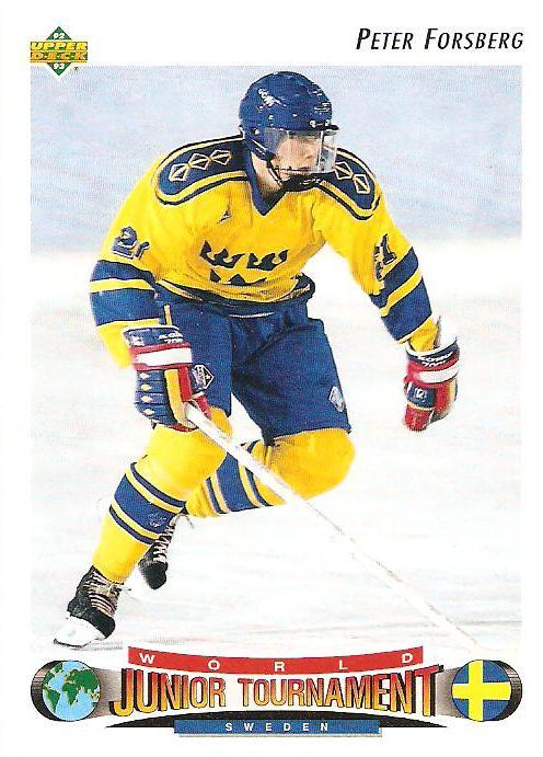 Elitserien 1992 03 09