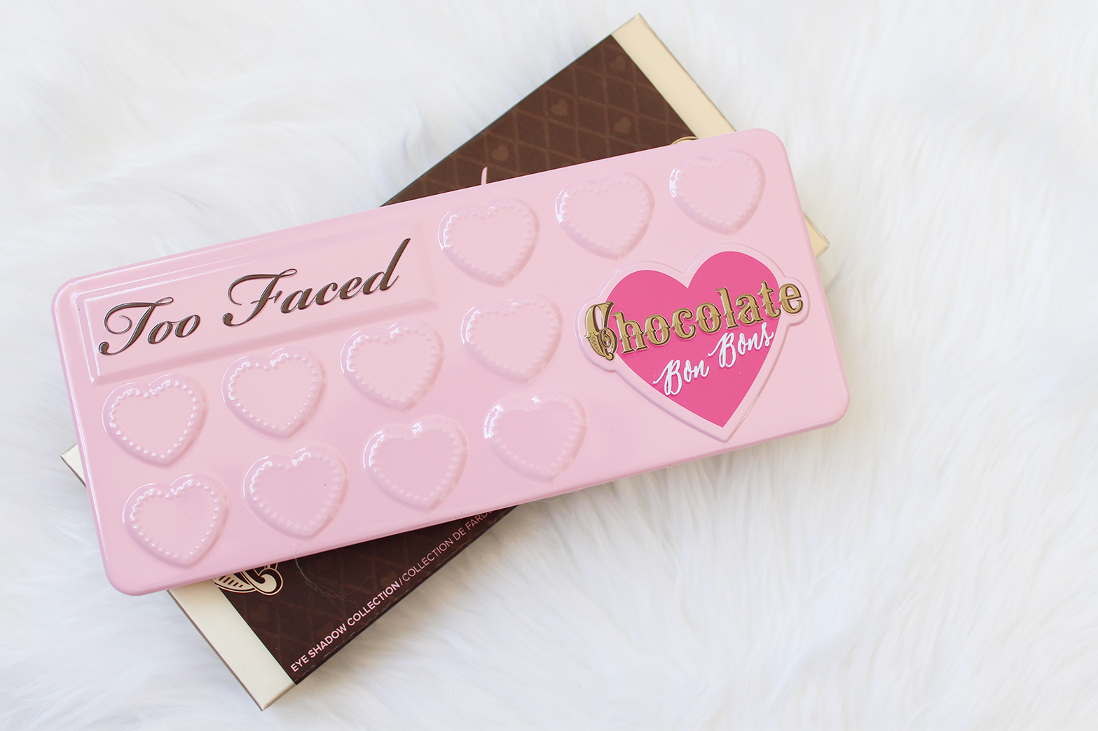 TOO FACED | Chocolate Bon Bons Eyeshadow Collection - Review + Swatches - CassandraMyee