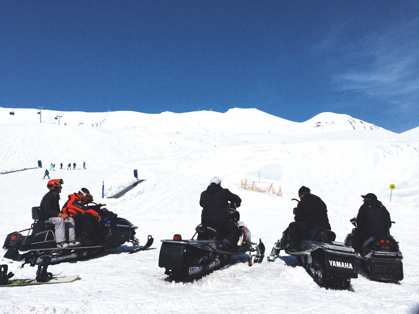 Gudauri Ski Resort photo