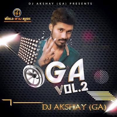 Me Kolhapur Se Aayi Hoo - Dj GA Remix