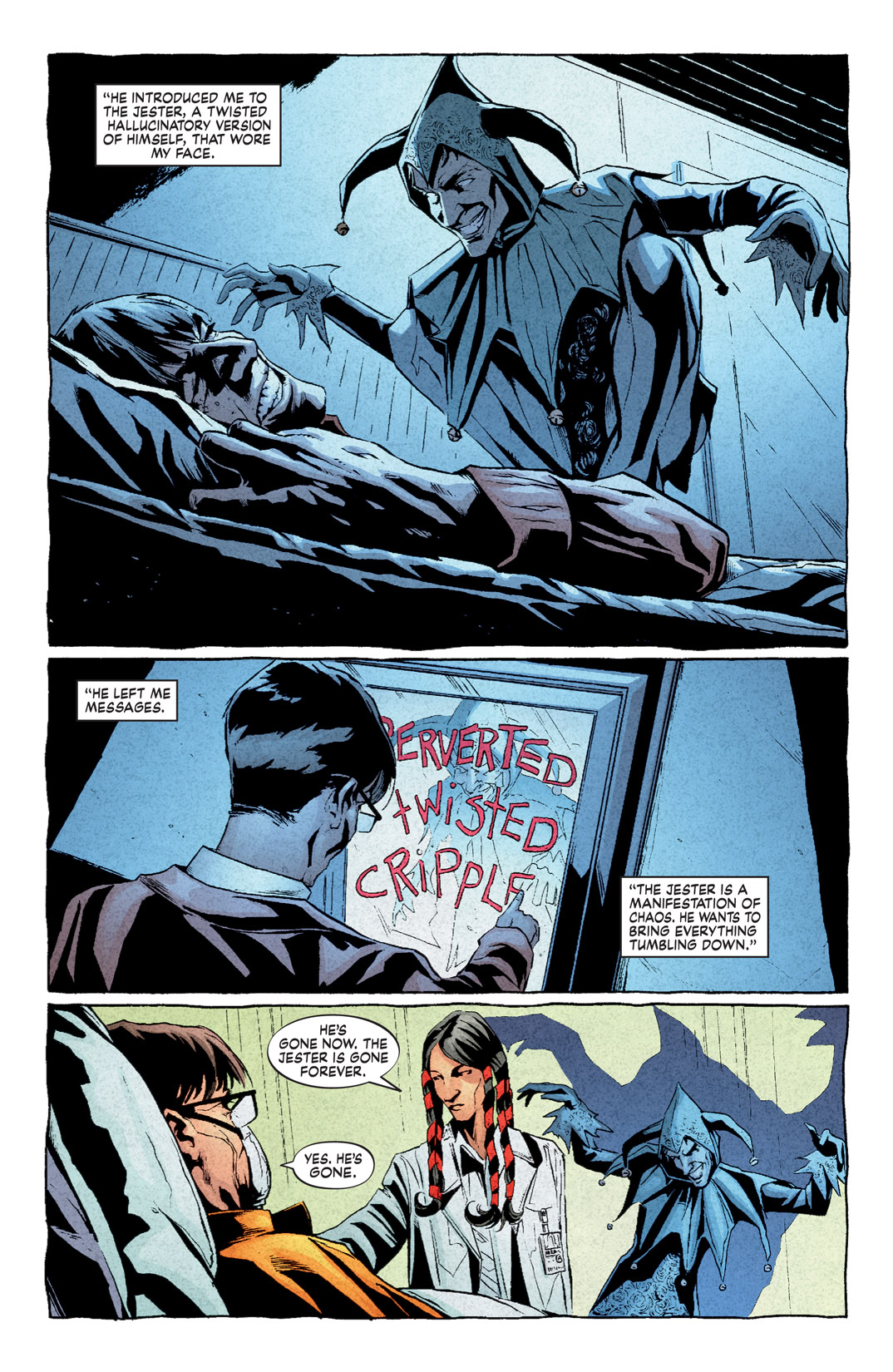 Detective Comics (1937) 865 Page 10