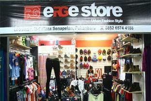 Lowongan ERGE Store Plaza Citra Pekanbaru April 2018