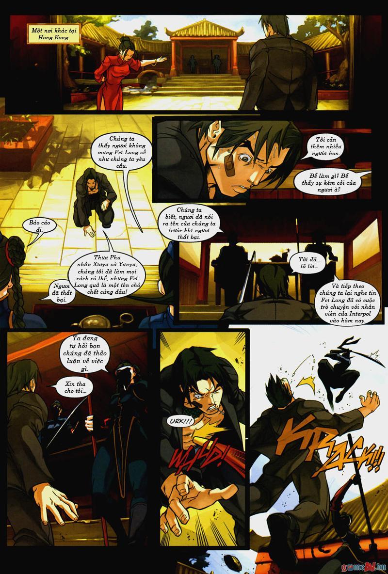 Street Fighter  Chap 009 - Truyenmoi.xyz