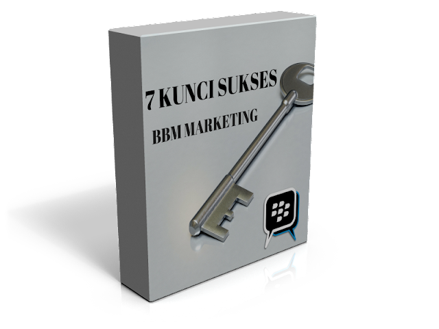 Download eBook GRATIS | 7 Kunci Sukses BBM Marketing