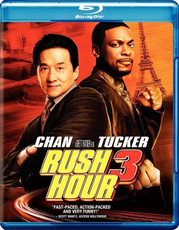 Rush Hour 3 (2007) Hindi Dubbed 480p BluRay 250mb