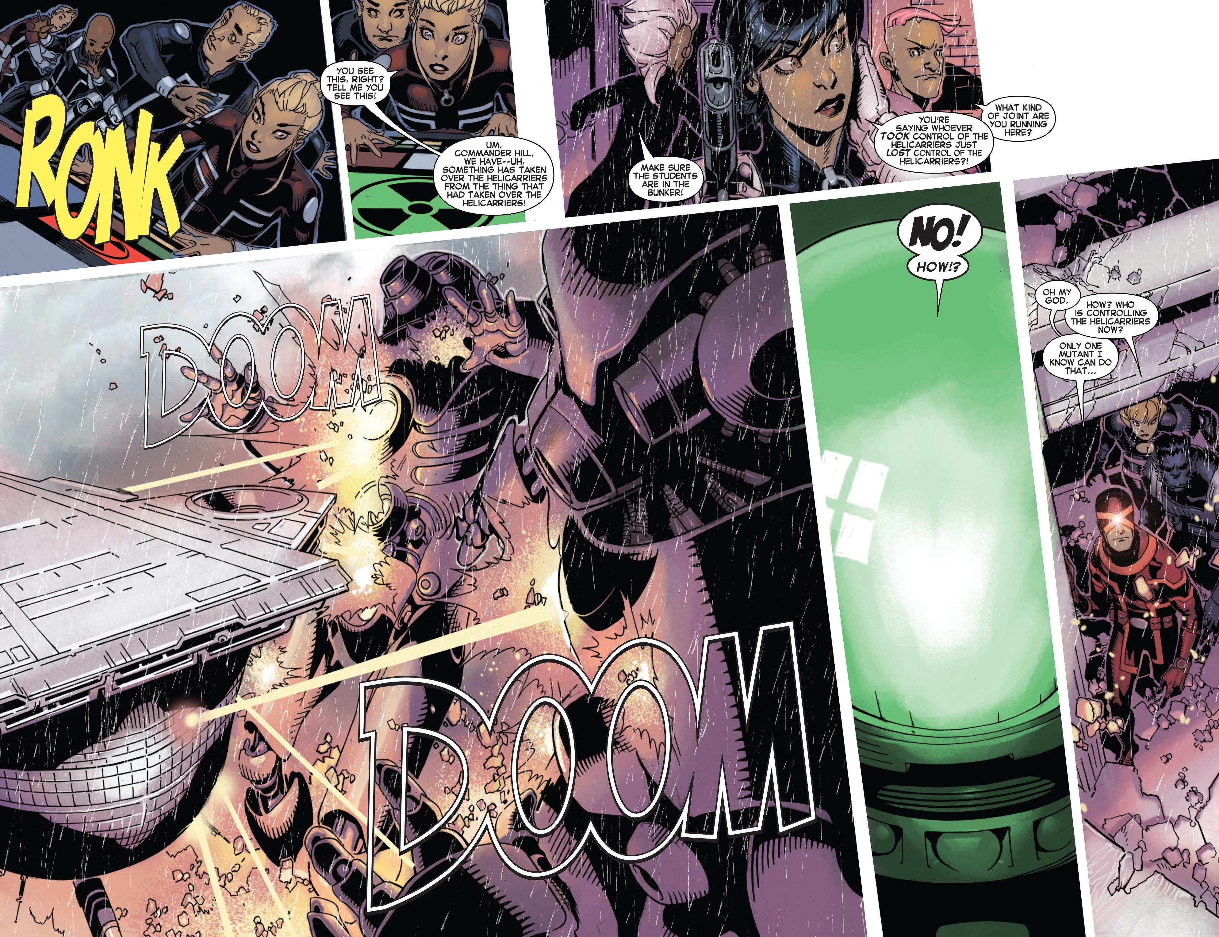 Read online Uncanny X-Men (2013) comic -  Issue #22 - 12