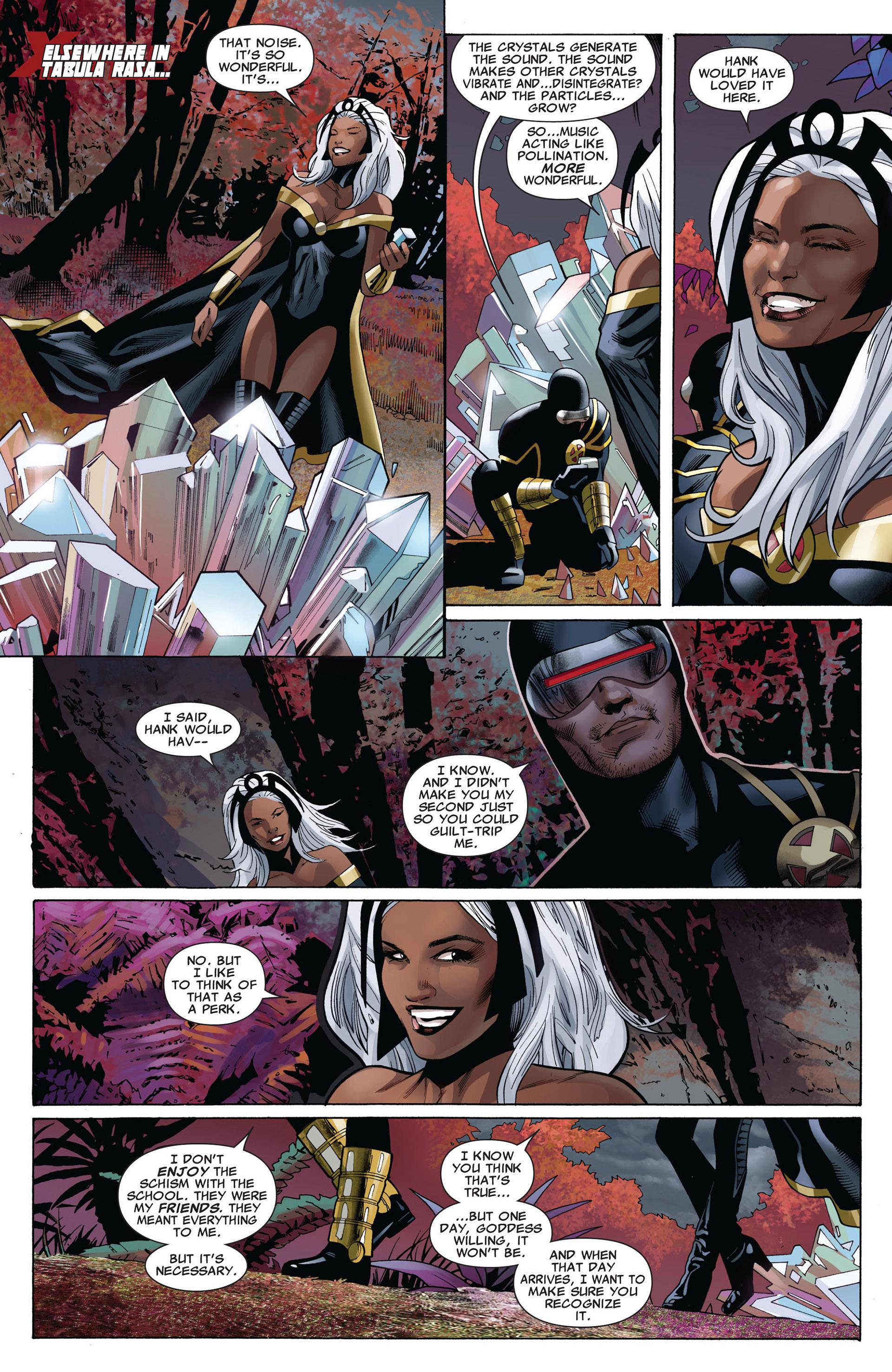 Read online Uncanny X-Men (2012) comic -  Issue #5 - 15