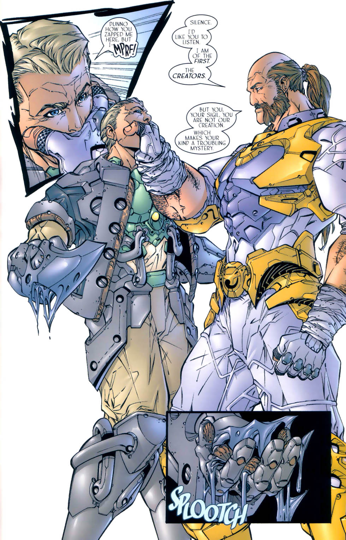 Read online Sigil (2000) comic -  Issue #4 - 11