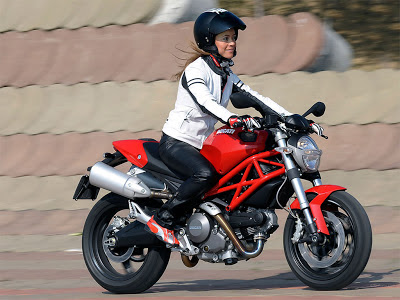 Gas Mileage For The Ducati Monster