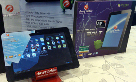 Cherry Mobile Fusion Bolt Tablet for only Php3,999