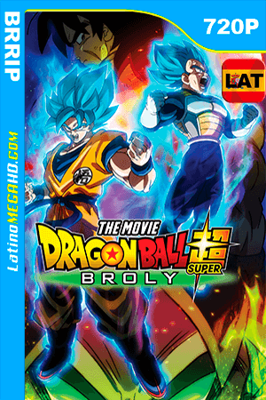 Dragon Ball Super: Broly (2018) Latino HD 720P ()