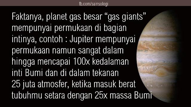 Fakta tentang jupiter