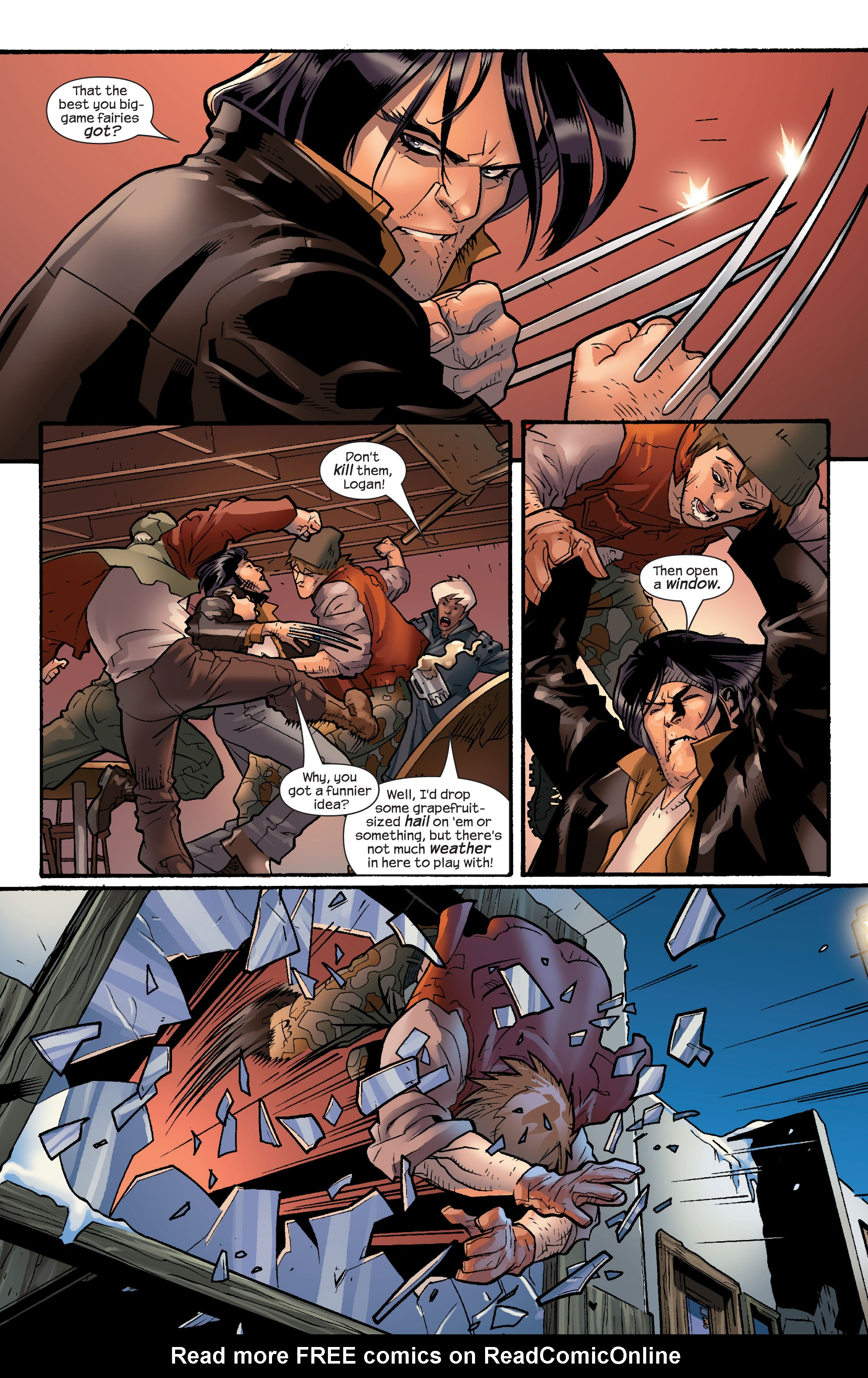 Read online Ultimate X-Men comic -  Issue #59 - 14