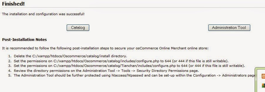 Cara Daftar CMS Os Commerce